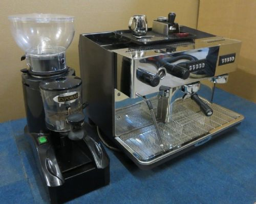 Monroc Control 2GR MA-C-2GR 2Group Commercial Coffee Espresso Cappucino Machine